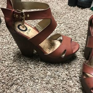 G by Guess Shoes - Platform sandals
